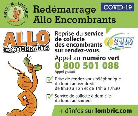 Covid Encombrants