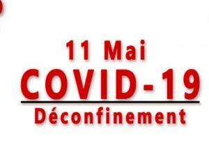 Logo déconfinement
