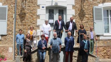 Les 11 membres de l'équipe municipale élus le 15 Mars