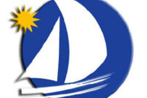Logo Club nautique des praillons.